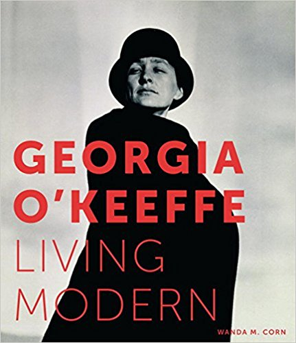 Georgia O'Keefe  Living Modern