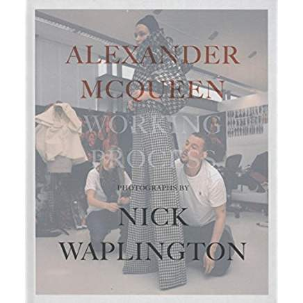 ALEXANDER MCQUEEN  WORKING PROCESS