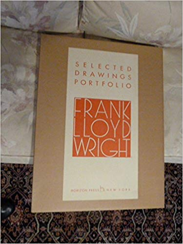 Frank Lloyd Wright Selected Drawing Portfolio Volume 1-3