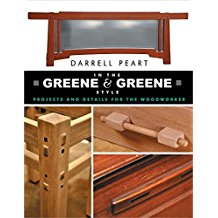 In The Greene + Greene Style  Projects And Details For The Woodworker