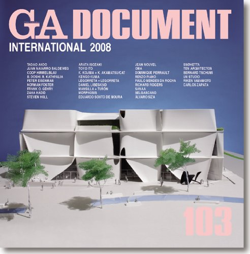 GA Document 103: International 2008