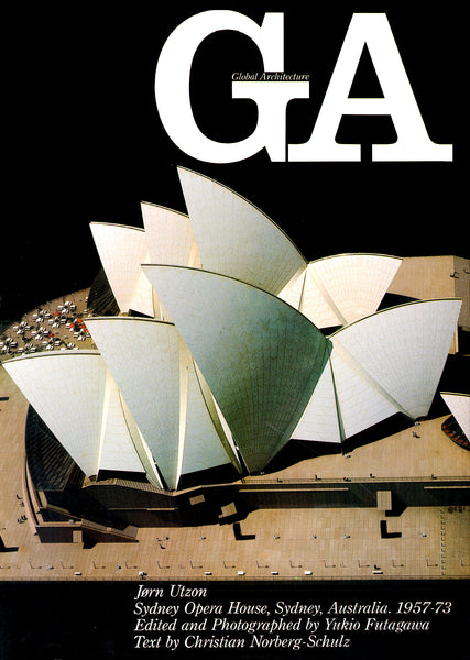 Global Architecture 54 Jorn Utzon