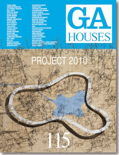 GA Houses 115: Project 2010