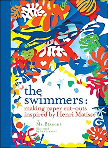 The Swimmers: Making Paper Cut-Outs Inspired by Henri Matisse