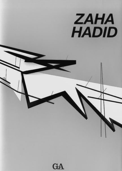 "Zaha Hadid: Exhibition ""Zaha Hadid"" Official Book"