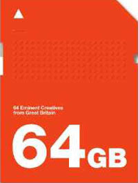 64 GB: 64 Eminent Creatives from Great Britain.