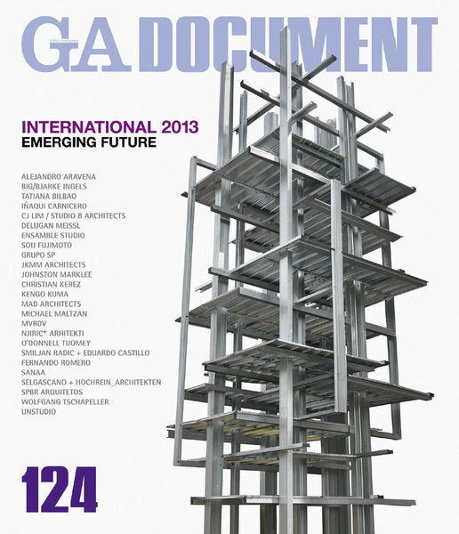 GA Document 124: International 2013, Emerging Future