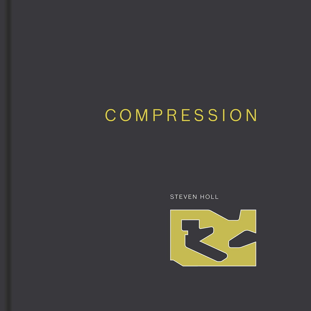 Compression (Signed by Steven Holl)