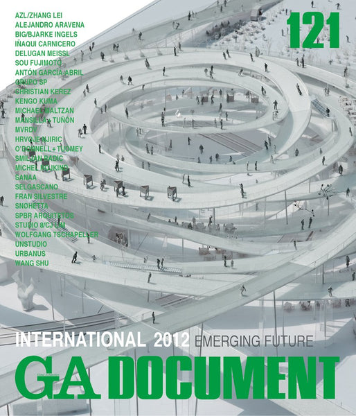 GA Document 121: International 2012, Emerging Future