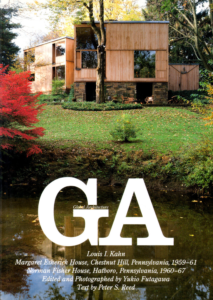 Global Architecture 76: Louis I. Kahn Esherick House and Fisher House