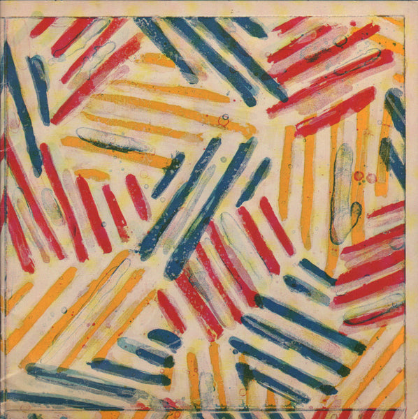 Jasper Johns: 6 Lithographs (after 'Untitled 1975'), 1976