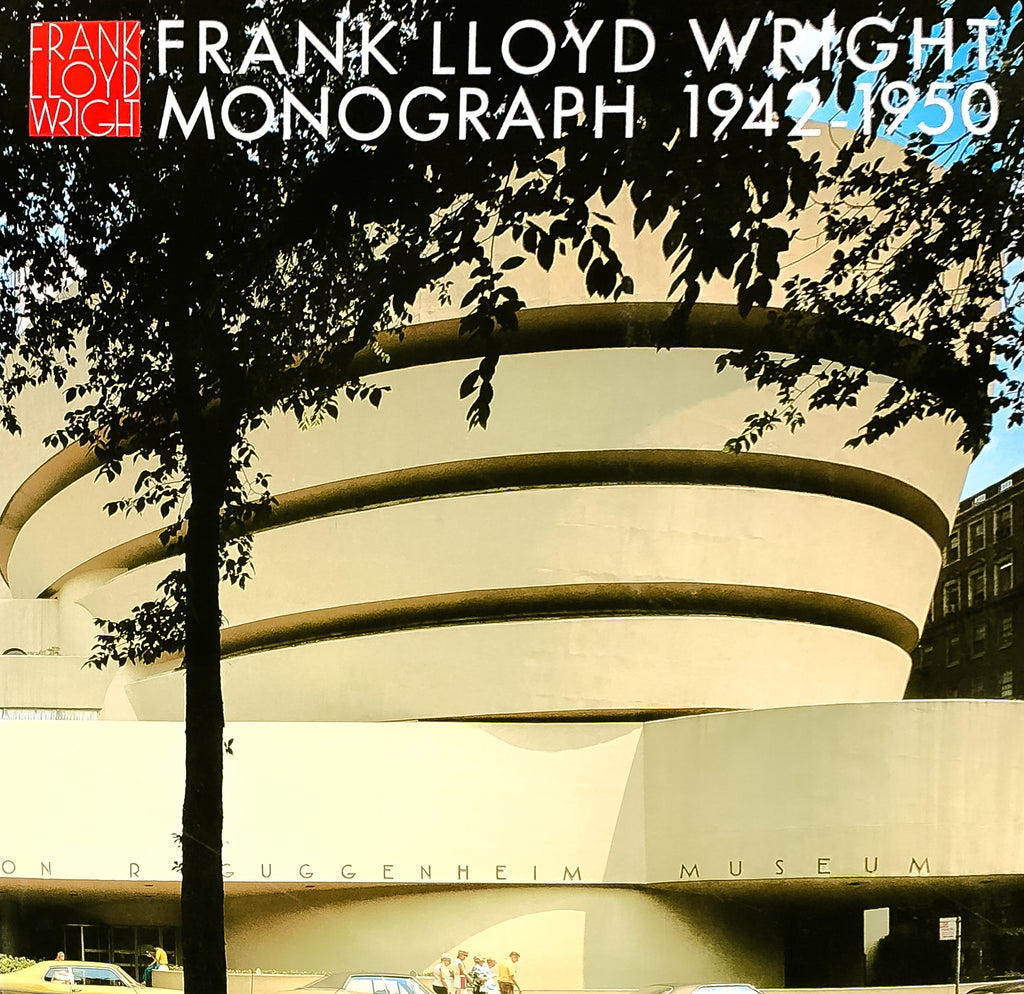 Frank Lloyd Wright Monograph, 1942-1950 [Vol. 7]