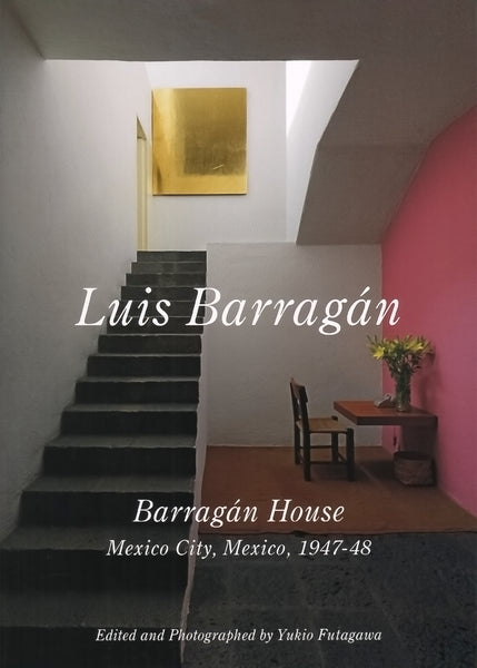GA: Residential Masterpieces 02: Luis Barragan: Barragan House