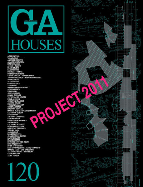 GA Houses 120: Project 2011