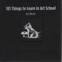 101 Things To Learn in Art School.