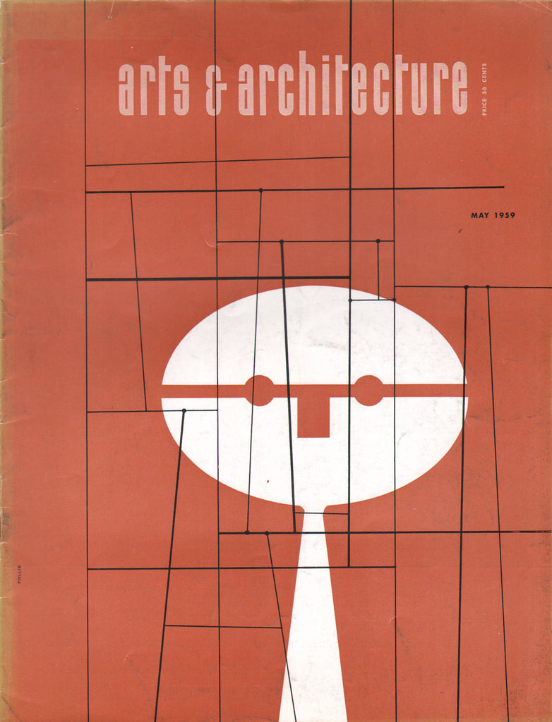 Arts & Architecture: May 1959