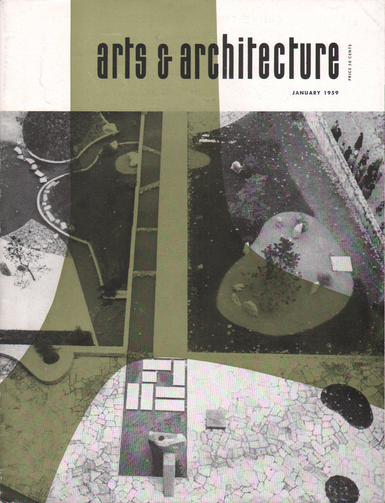 Arts & Architecture - January 1959