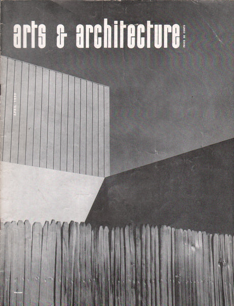 Arts & Architecture - April 1959