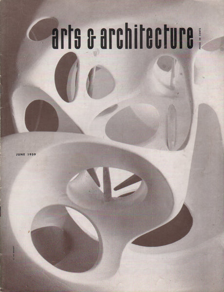 Arts & Architecture - June 1959