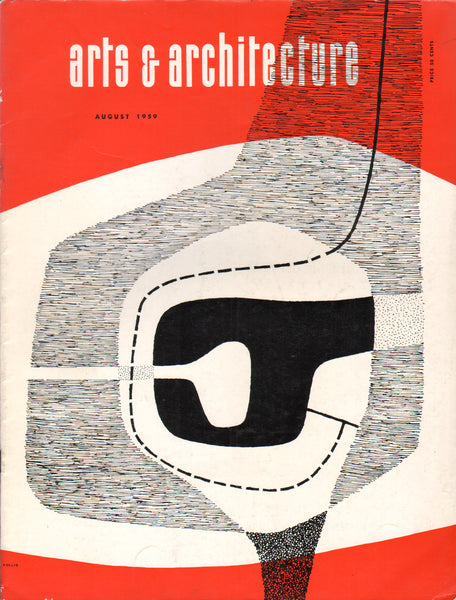 Arts & Architecture - August 1959