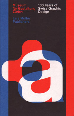 100 Years of Swiss Graphic Design.