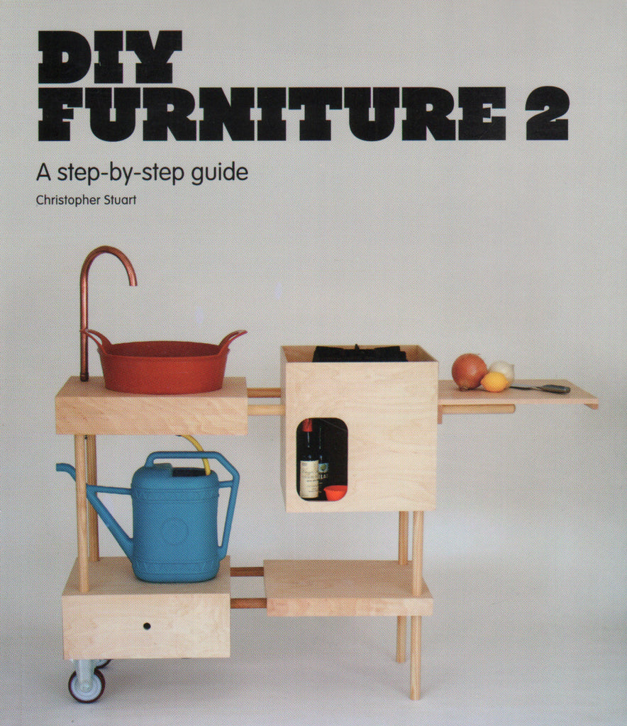 DIY Furniture 2: A Step-by Step Guide