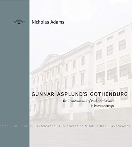 Gunnar AsplundS Gothenburg