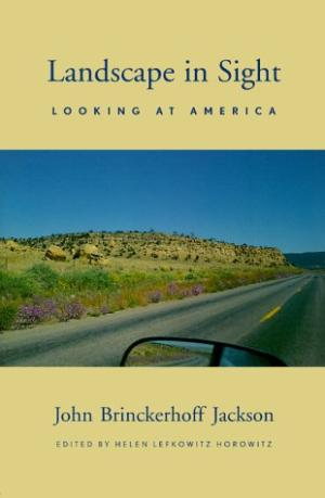 Landscape in Sight: Looking at America.