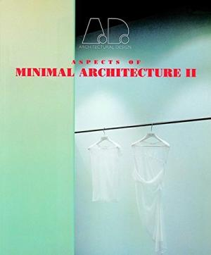 Aspects of Minimal Architecture