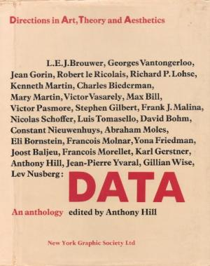 DATA: Directions in Art, Theory, and  Aesthetics ( An Anthology)