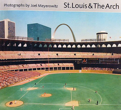St. Louis & The Arch.  Photographs by Joel Meyerowitz