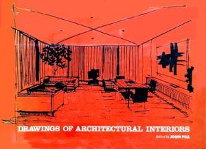 Drawings of Architectural Interiors