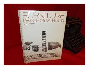 Furniture Designed by Architects