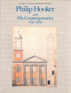 Philip Hooker and His Contemporaries 1796-1836