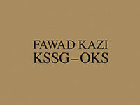 Fawad Kazi KSSG – OKS VOLUME I: Project Introduction And Pavilion KSSG