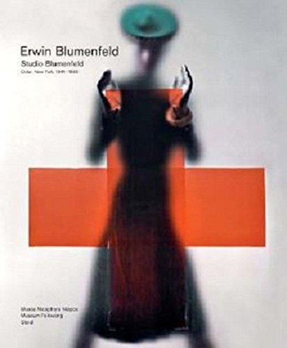 Erwin Blumenfeld  Blumenfeld Studio   Color, New York 1941-1960