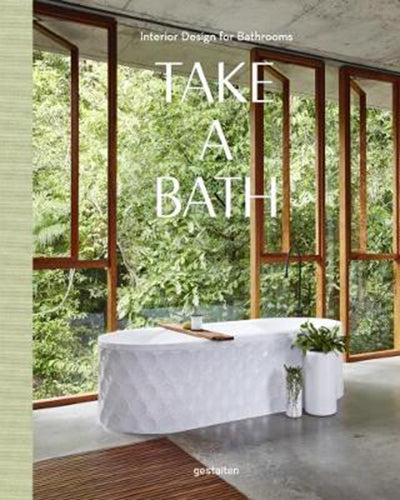 Take a Bath: Interior Designs for Bathrooms