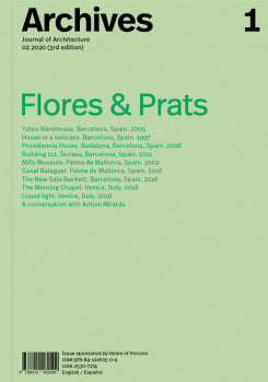 Archives 1: Flores & Prats (3rd Updated Edition)