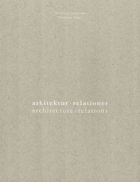 Architecture. Relations