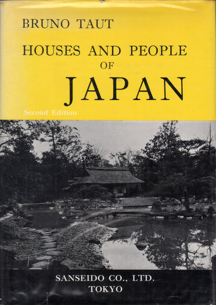 Houses and People of Japan