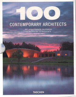 100 Contemporary Architects.