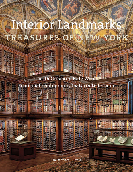 Interior Landmarks Treasures of New York