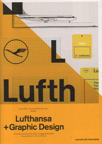 A5 / 05: Lufthansa and Graphic Design
