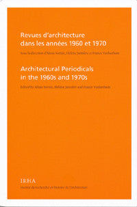 Architectural Periodicals in the 1960's and 1970's