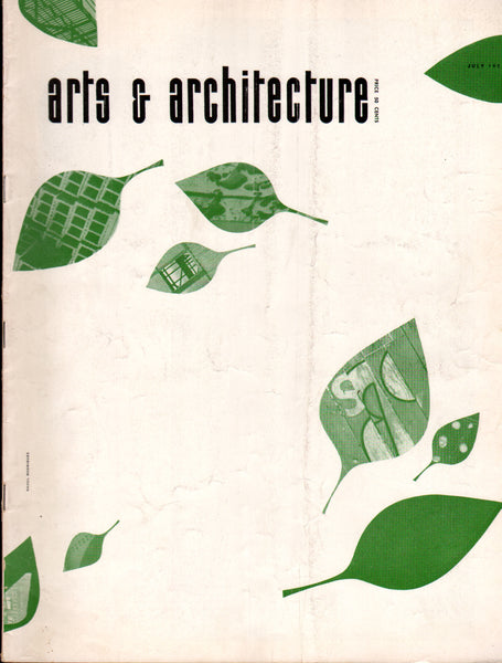 Arts & Architecture - July 1953