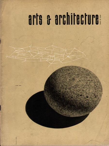 Arts & Architecture - June 1953