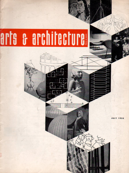 Arts & Architecture - July 1955
