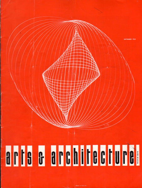 Arts & Architecture - September 1953
