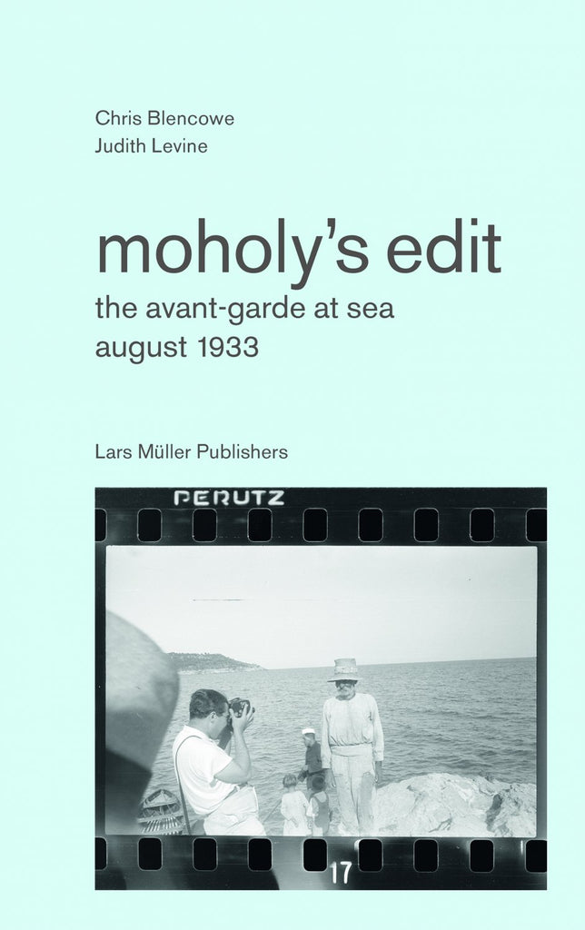 Moholy's Edit: CIAM 1933: The Avant-Garde at Sea