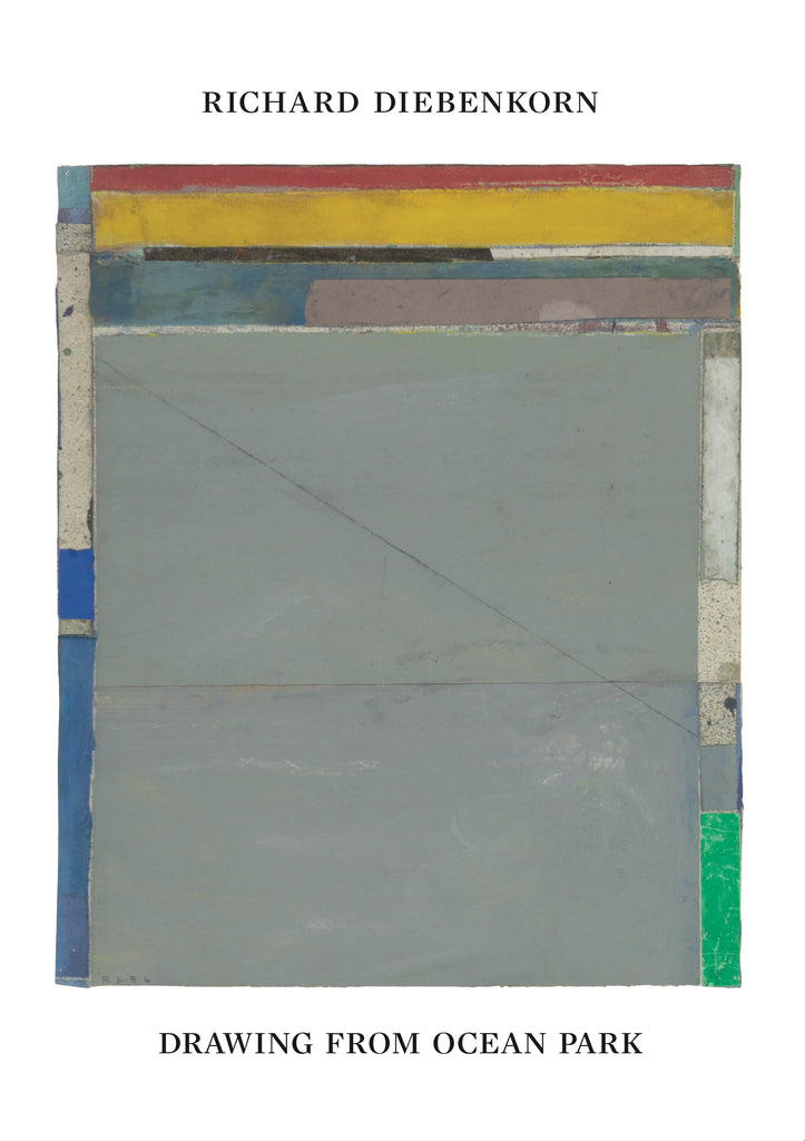 Richard Diebenkorn Drawings From Ocean Park.
